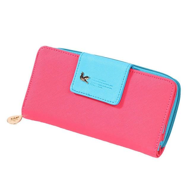 Luxury Designer Long Women Wallet