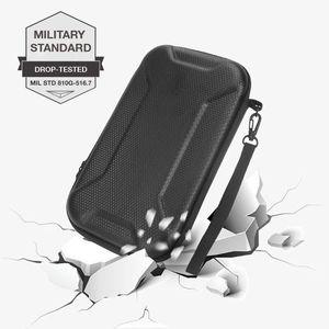 Image 3 - Universal พกพากระเป๋าสายคล้องกระเป๋าเดินทางป้องกันผิวสำหรับ Zhiyun Smooth Q2 โทรศัพท์มือถือและอุปกรณ์เสริม