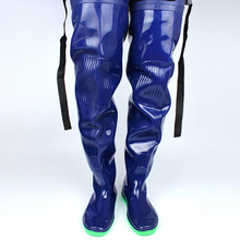 Multifunctional Camouflage Fishing Boot 80cm Height Waterproof Breathable Boots Thickening Wader J243