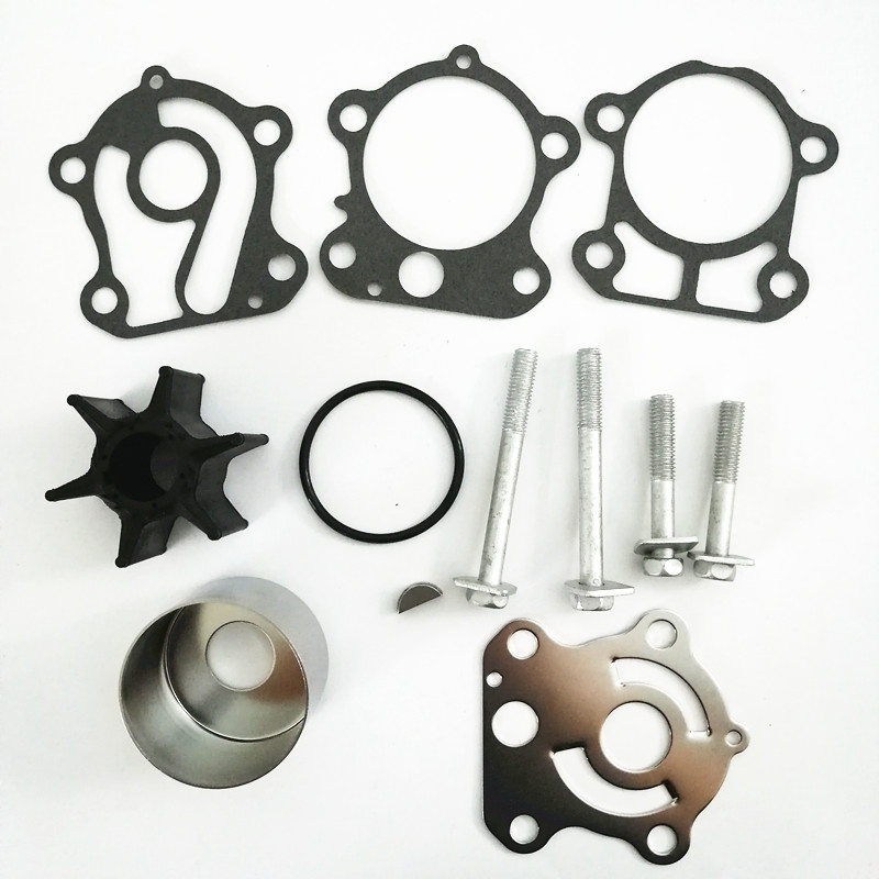 water pump repair kit replaces for Yamaha 75 80 90 100 HP F75 F80 F90 F100 18-3409 67F-W0078-00-00 67F-W0078-00