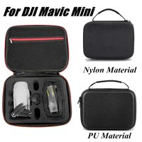 Waterproof Protective Storage Carrying Bag for DJI Mavic Mini Drone Battery Remote Controller Handbag Case Drone Accessories|Drone Bags| |  -