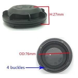 Image 4 - 1 قطعة ل شيفروليه أفيو العلوي توسيع غطاء غبار LED لمبة التحديثية الغطاء الخلفي كشافات لمبة غطاء غبار تعديل لمبة