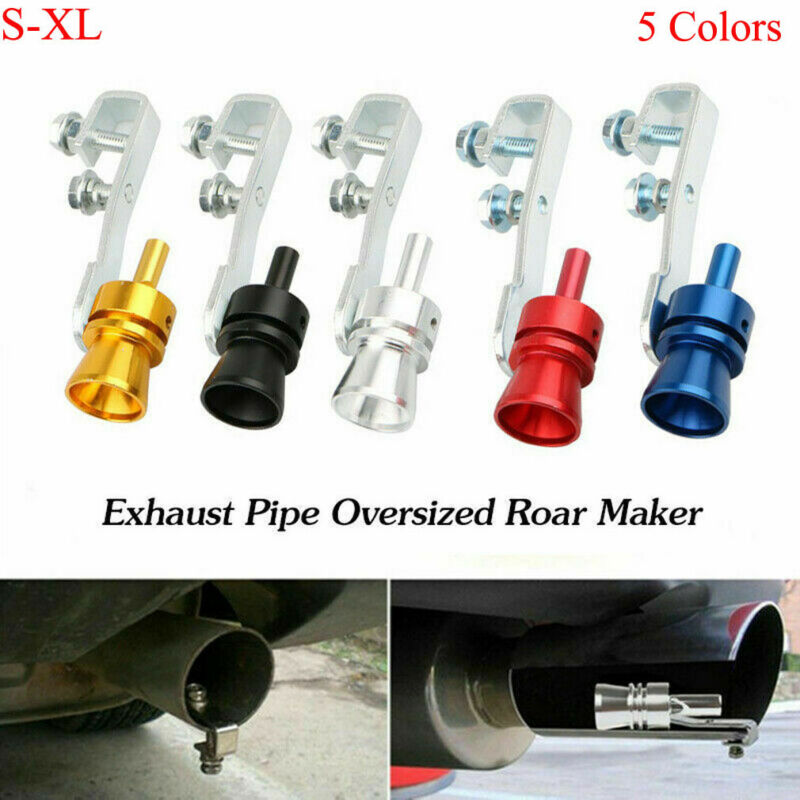 Exhaust Pipe Oversized Roar Maker 2019 - US High Quality Free Shipping
