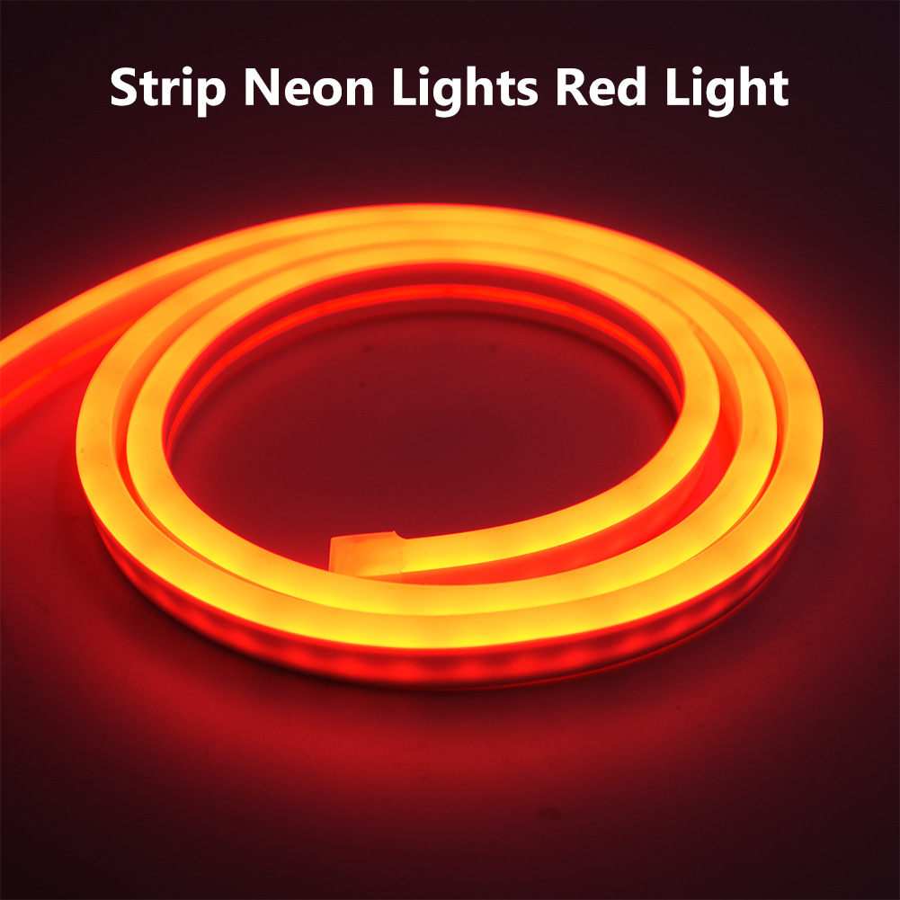 Hc50612f8884347e78edc8eb55ad3b6c19 6mm Narrow Neon light 12V LED Strip SMD 2835 120LEDs/M Flexible Rope Tube Waterproof for DIY Christmas Holiday Decoration Light