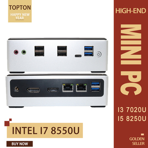 8th Gen Mini PC Intel i7 8550U