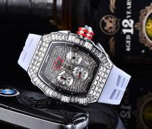 Nova moda personalizado negócios luxo high-end relógio