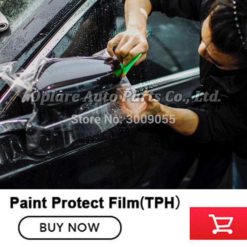 Car Paint Protector Auto-car Wrap Vinyl Film Clear TPH Adhesive Protective Film