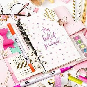 Image 5 - Aquarellen Borstel Pen Art Markers Schets Pen Tekening Borstel Set 12 24 36 48 60 72 100 120 Kleuren Professionele markers Terug School