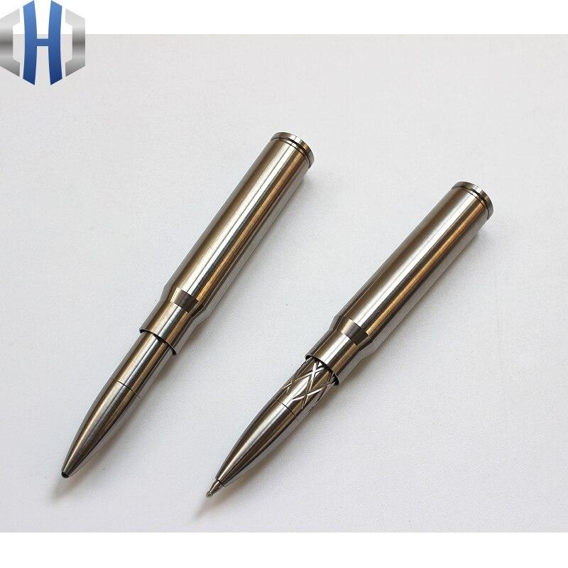 Bolígrafo De Defensa táctica de titanio pluma de autodefensa pluma de escritura de ventana rota