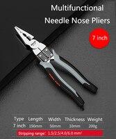 Needle plier 7 inch