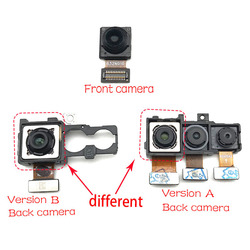 Dành Cho Huawei P30 Lite/Nova 4E Lưng Phía Sau Camera Cáp Mềm + Trước Camera Thay Thế