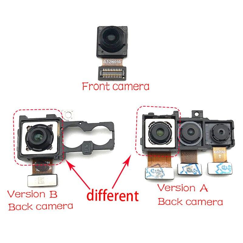 For Huawei P30 Lite / Nova 4E Back Rear Camera Module Flex Cable +Front Facing Camera Replacement