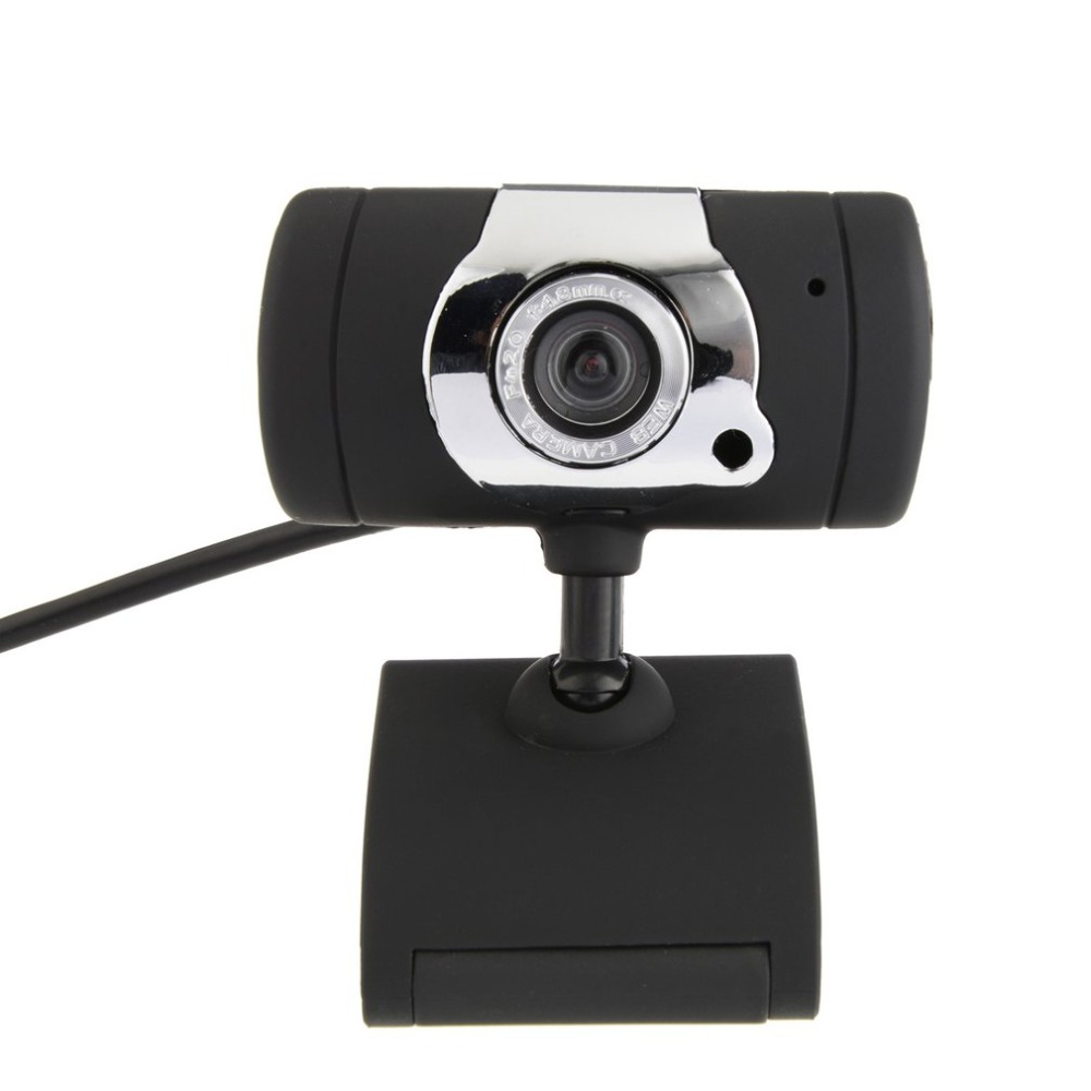 720P HD USB Webcam Computer Camera with Automatic White Balance and Automatic Color Correction 1