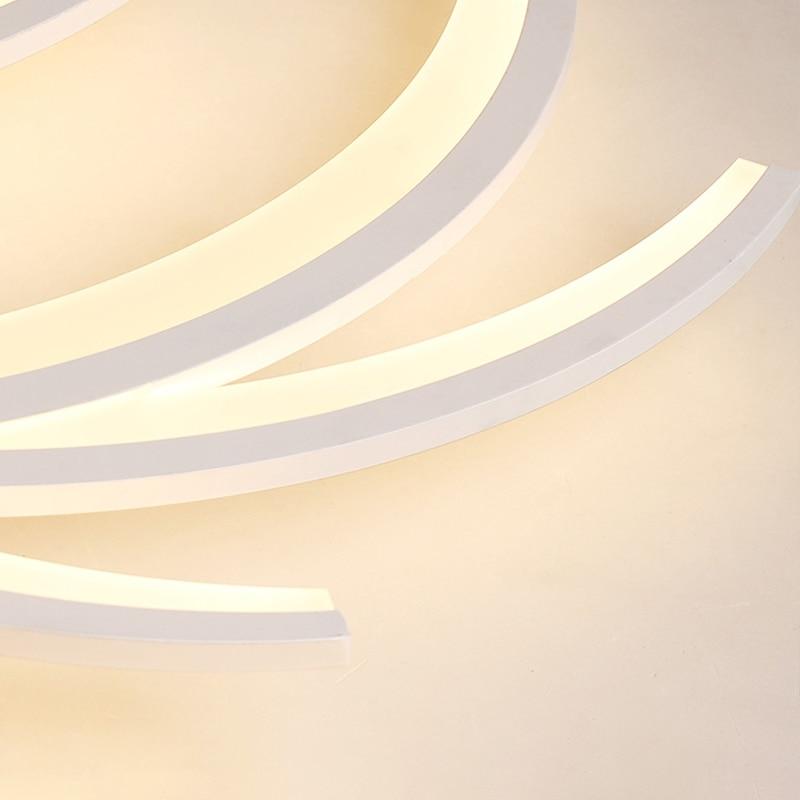 lustre branco para decoracao da casa luminaria 04