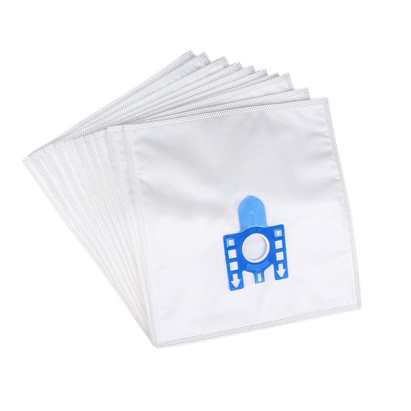 10Pcs/Lot For Miele FJM Dust Bag For MIELE FJM GN Type Vacuum Cleaner Hoover DUST BAGS & FILTERS CAT DOG