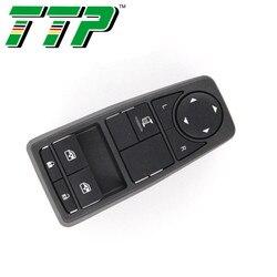 Fabryki bezpośrednie Auto podnośniki szyb przełącznik sterujący stosuje się dla człowieka części do samochodów ciężarowych przełącznik po stronie kierowcy 81258067094 81258067082
