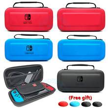 For Nitendo Nintend Switch Portable Storage Bag NS EVA Protect Hard Case Cover for Nintendo Switch Console Accessories