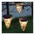 Уличные светодиодные фонари, водонепроницаемые Ландшафтные украшения на солнечной батарее, праздничный коттедж, сад для загородного дома, ...