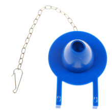 Уплотнение ремонт Регулируемый сливной щиток для ванной комнаты крышка часть туалетный флаппер аксессуары кольцо домашний ПВХ бак для экономии воды