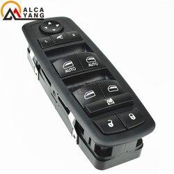 Sterowanie elektryczne przełącznik główny okien 68184803AC 68184803AA 68184803AB dla Jeep Grand Cherokee 2014-2016