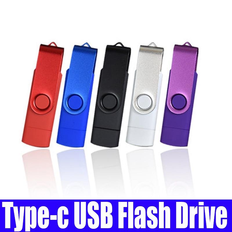 Multifuncional 128 GB Pendrive USB Flash Drive 512GB 256GB 128 GB GB 32 64GB Cle USB 3.0 tipo C Pen Drive Flash Disk Memory Stick