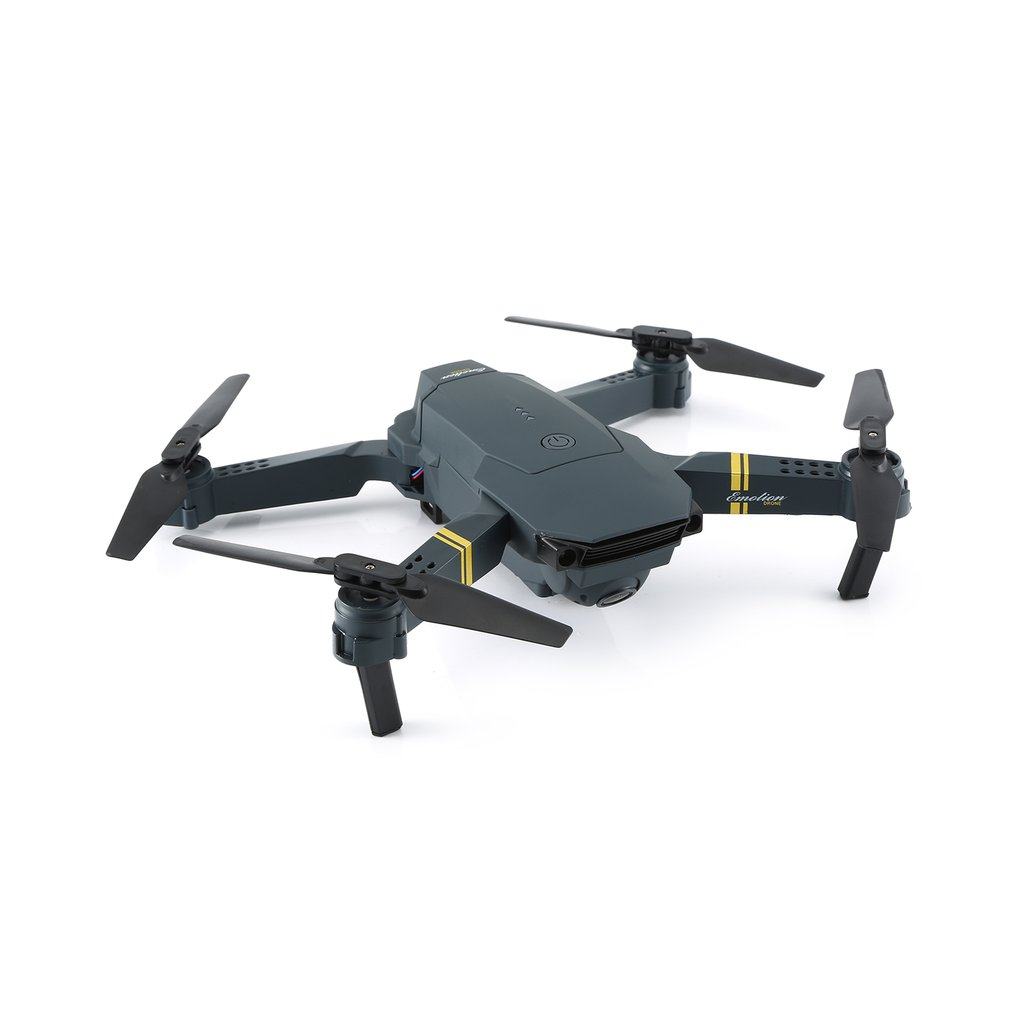 LX808 2.4Ghz WIFI FPV Foldable RC Drone With Wide Angle HD Camera Altitude Hold Headless Mode RC Model Aircraft RTF 3