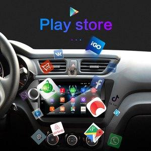 Image 5 - Car Radio For KIA RIO 3 4 2010 to 2016 2017 Car Android Multimedia Video Player Navigation GPS Bluetooth autoradio stereo 2 din