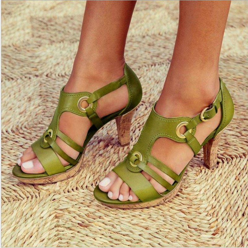 2020 New Women's Sandals Spring and