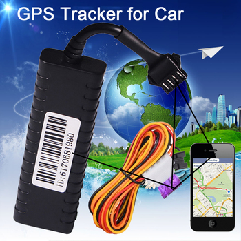 Podofo Mini GPS Tracker Car gps Locator Waterproof Built-in Battery GSM motorcycle vehicle tracking device same online software image