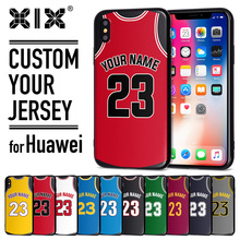 XIX for Huawei Mate 20 Pro DIY Jersey Cover for Huawei P20 Lite P9 P10 P20 Pro Plus Customized for Honor 7X 8X 9 10 Mate 10 Lite earphone headphone audio jack flex cable for huawei p9 p10 p20 lite plus for honor 8 9 10 lite for mate 20 lite repair parts