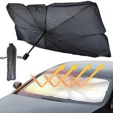 Auto Sonnenschutz Schutz Sonnenschirm Auto Vor Sonnenschirm Fenster Abdeckungen Innen Windschutzscheibe Abdeckung Schutz Windschutzscheibe Zubehör
