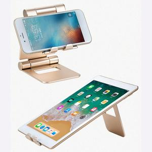 Stojak na telefon przenośny stojak na telefon komórkowy stojak na Tablet stojak na telefon iPhone stojak na telefon komórkowy składany uchwyt na telefon komórkowy