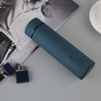 3 Color 500ml Travel Mug Tea Coffee Vacuum Bottle Thermos Water Cup Insulated Flask