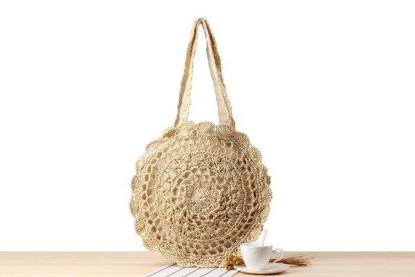 Bohemian Straw Bags