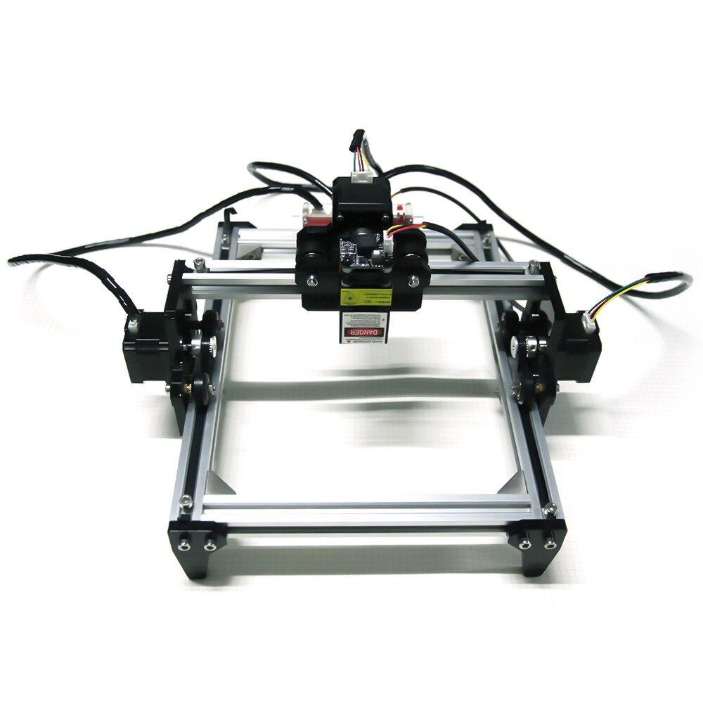 5500mW LG-L5S bricolage Laser graveur Kits sculpture sur bois gravure Machine de découpe imprimante de bureau Logo image Machines de marquage ue