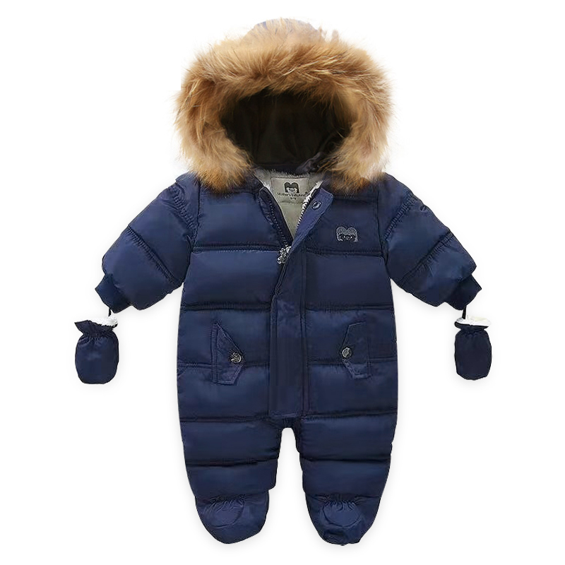 Baby jumpsuit winter