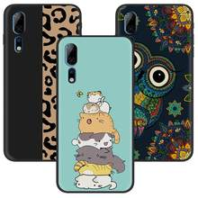 Frosted Soft Telefoon Case Voor Zte Axon 10 Pro Back Cover Cover Soft Case Tpu Siliconen Fashion Design(China)