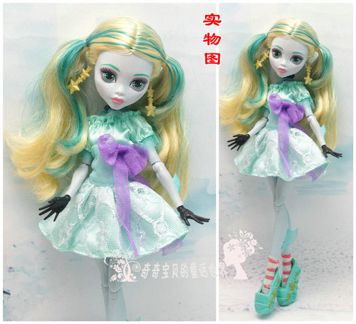 Monstering High Doll Clothes Handmade Outfit Soft Personality Doll Dress Jacket Skirt Doll Clothing Set Quality Doll Clothes 9