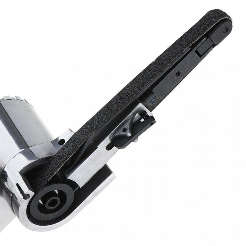 Winkel Grinder Mini DIY Sander Schleifen Gürtel Adapter Schleifen Maschine Gürtel Kopf Sander Mit 4PCS 330*10mm schleif Gürtel