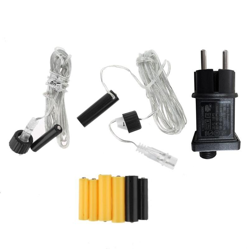 AA AAA Battery Eliminator Power Supply Adapter Replace 2x 3x AA AAA Battery EU