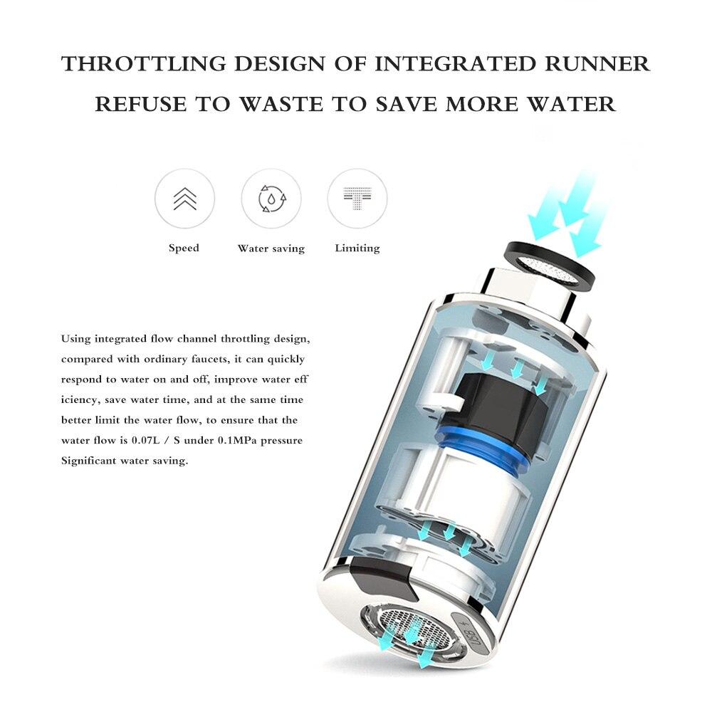 Hc510d504073f42c8a4d76bbb0abf8a4eu Smart Sensor Kitchen Faucets Water-Saving Sensor Non-Contact Faucet Infrared Sensor Adapter For Kitchen Bathroom sensor Faucet