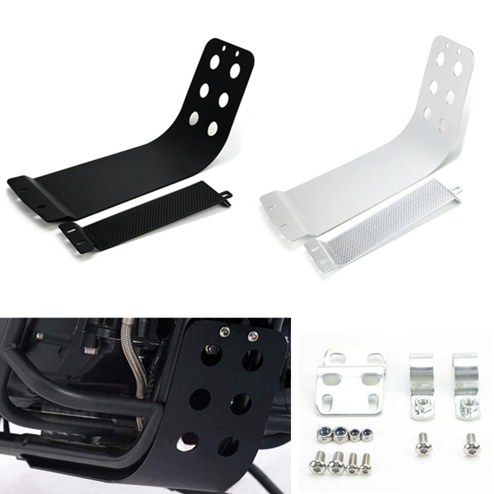Engine Guard Cover Base Skid Plate for <font><b>Triumph</b></font> Thruxton 900/SCRAMBLER 900/<font><b>Bonneville</b></font> <font><b>T100</b></font> T214 SE T120/<font><b>T100</b></font> 100th Anniversary image