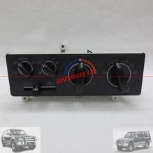 QDAEROHIVE deska rozdzielcza samochodu A C sterowanie ogrzewaniem przełącznik do panelu sterowania klimatyzacją dla Mitsubishi Pajero Montero Shogun 2nd II 1990-2000! tanie tanio CN (pochodzenie) Klimatyzacja montaż 0 5kg AIR condition button 00inch