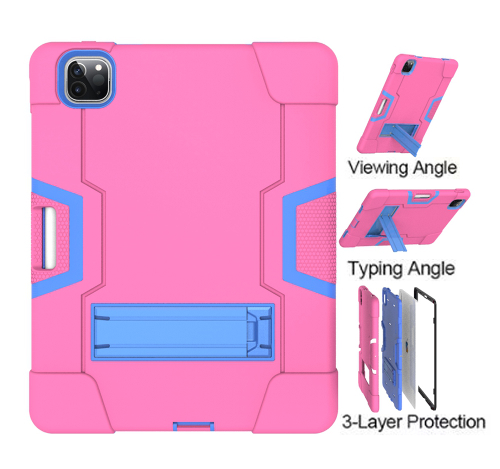 11 iPad Generation 11 Anti-Fall for 2020 Case Pro Apple 2018 Cover for 2 iPad 2nd Pro