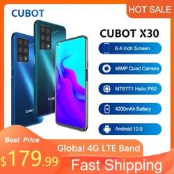 Cubot X30 NFC Smartphone 48MP Five Camera 32MP Selfie 8GB+128GB 6.4