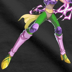 Image 4 - Men Ophiuchus T Shirts Knights of the Zodiac Saint Seiya 90s Anime Cotton Clothing Awesome Short Sleeve Tee Big Size T Shirts