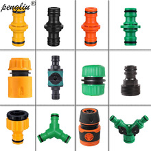 Hose-Tap-Connector Irrigation-System Gardening-Accessories Threaded 16mm for 12-Type