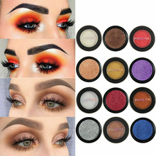 Phoera Women Makeup Eye Shadow Palette Waterproof Glitter Shimmer Eyeshadow Pigment 28 Color Cosmetic Maquillaje Profesional