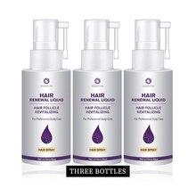 HAIRCUBE 3 Bottles Fast Hair Growth Spray Stop Hair Loss Liquid Damaged Treatment Help for Hair Care Repair Growing Essence