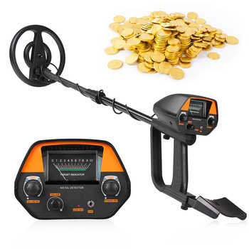 KKMOON MD 4030 Upgrade GC-1016A Professional Underground Wire Iron Metal Gold Detector Adjustable Tracker for Treasure Search